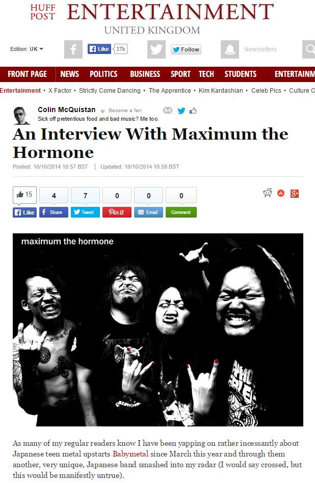 RMMS-Maximum-The-Hormone-Huffington-Post1