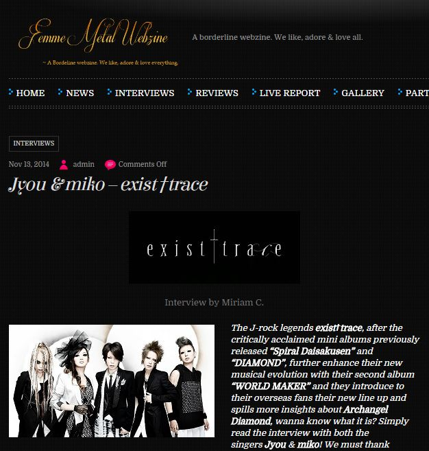RMMS-exist-trace-Femme-Metal-interview-2014