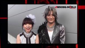 angela – Anime Expo 2017 video message