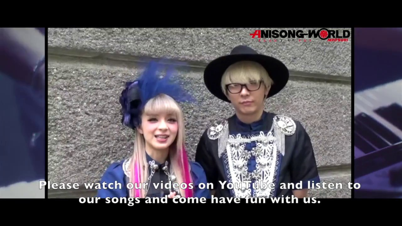 GARNiDELiA – Anime Expo 2017 video message