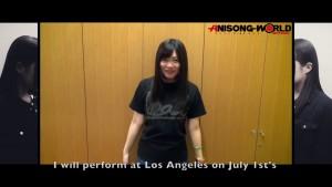 Konomi Suzuki – Anime Expo 2017 video message