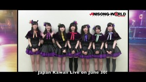 Wake Up, Girls ! – Anime Expo 2017 video message