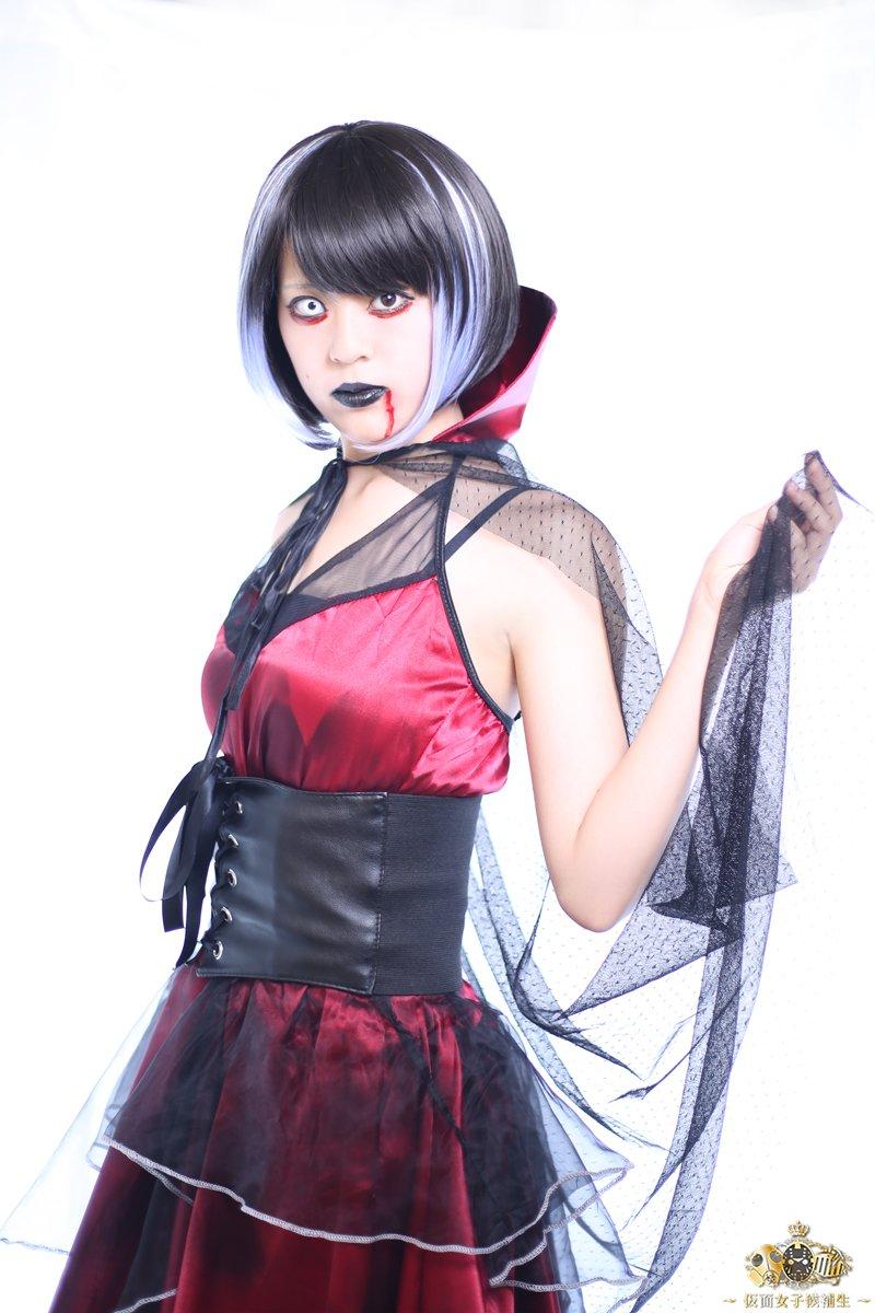 RMMS-Kamen-Joshi-Halloween-Night-2017-G1-Yuuri-Kinoshita