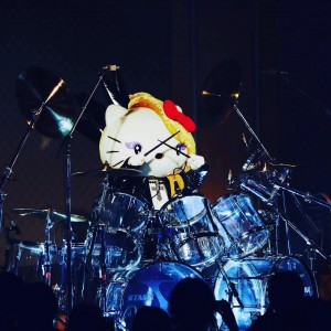 RMMS-Yoshikitty-Sanrio-Ranking-2018-drums-1