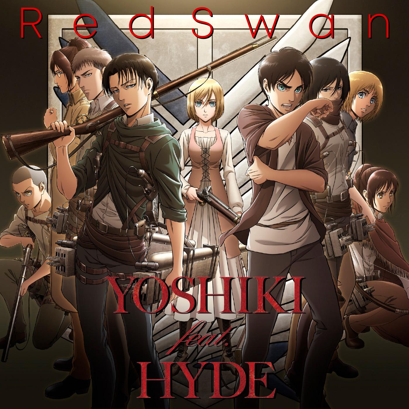 RMMS-Yoshiki-feat-Hyde-Attack-on-Titan-Red-Swan-promo1