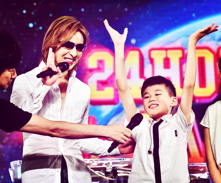 RMMS-Yoshiki-24-Hour-Television-Budokan-2018-08-26-A