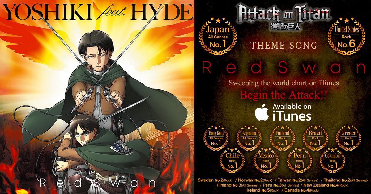 RMMS-Yoshiki-Hyde-Red-Swan-iTunes-Charts